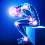 X-ray Unlocking Mechanics of Pain Relief