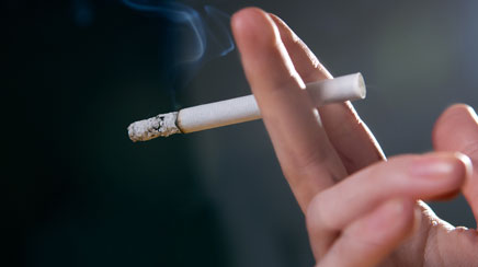 Avoid vitamin A supplementation in smokers