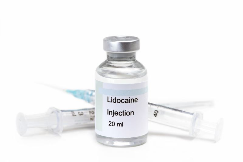 lidoderm patch used for back pain