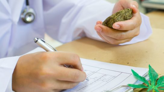 marijuana research