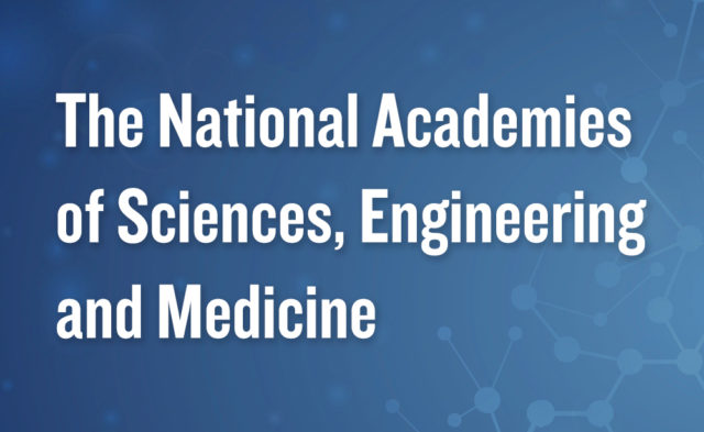 National Academies of Science