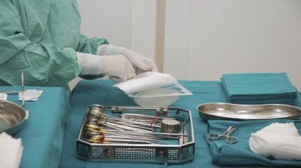 Surgery; surgical equipment