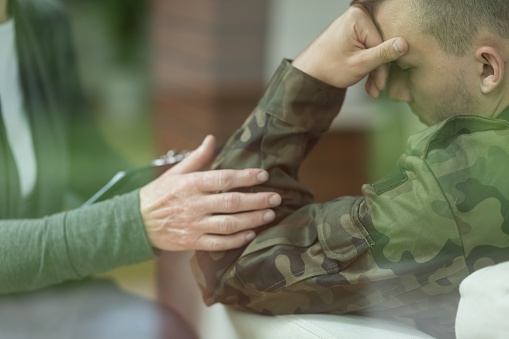 Military Vets With Blast-Related Concussions May Have Hormonal