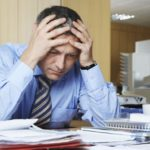 Working over 55 hours per week correlates with increased risk of coronary heart disease and stroke.
