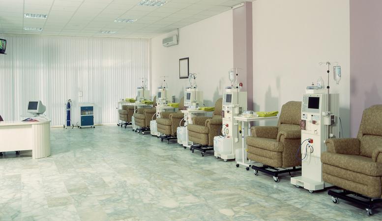 dialysis hemodialysis unit center